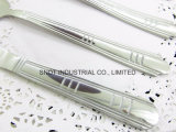 4PC/16PC/24PC couverts en acier inoxydable de haute qualité définie