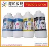 China Yuanyin mejor sublimación tintas de imprenta