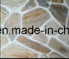 طبيعيّ [بف ستون] يفرش أردواز حجر لوحيّ رخيصة لأنّ أرضية