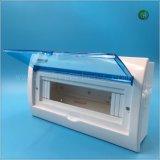Montage sur panneau de 6 à 8 voies boîtier de distribution électrique boîte du disjoncteur boîtier en plastique Box