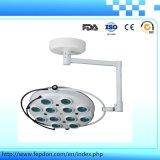 Lâmpada Shadowless médica do funcionamento da luz fria do teto (YD02-12)