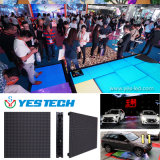 Mg7 P5.9 hohes Pixel empfindliche interaktive LED Dance Floor