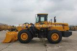 Nr 1 Chinese Zware Apparatuur Sinomach 220HP de Lader van het Wiel van 5 Ton