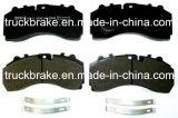 ベンツブレーキ部品またはトラックの部品または自動車部品のためのブレーキパッドの製造業者29246/29247