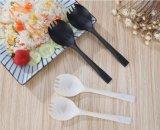 Groot Maïszetmeel Plastic Spork voor de Rijst van de Soep