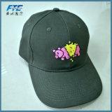 El algodón bordado de gorras Gorra hebilla de metal