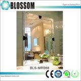 Design moderno Lado para entalhar espelho decorativo de parede Art