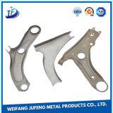 Carimbo de aço personalizado peça de estampagem de metal com metal girando