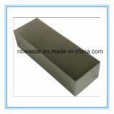Magnete personalizzato del neodimio del blocco N35 con la placcatura dello zinco