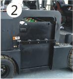 На четырех колесах 2.5ton электрического вилочного погрузчика (T25)