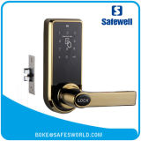 Goldenes Color Electronic Code Lock mit RFID Card Opening Function