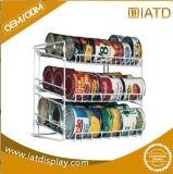Хлопните вверх шкаф комиков индикации тарелки Storagetiles складной одежды Towl провода Drying стальной для вешалки одежд