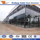 Светлая конструкция чертежа стальной структуры строить с стальным офисом материалов