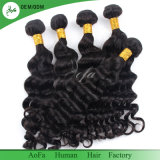 100% dos Remy Extensão de cabelo Cabelo humano pêlos de Amostra do Distribuidor