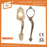 Maniglia in lega di zinco di vendita calda per Deadbolt/serratura del perno - Hm2013