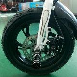 Мини-складной велосипед с электроприводом с литиевой батареей