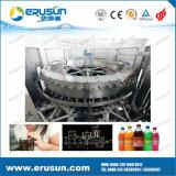 Linha de produção de enchimento de bebidas gaseificadas com gás gaseoso