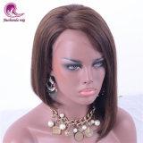 Parrucca indiana di vendita calda del merletto della parte anteriore dei capelli umani di colore del Brown della parrucca delle donne