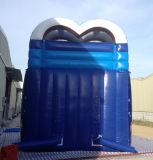 Diapositiva de agua inflable de la venta caliente del verano para la familia/personal usados