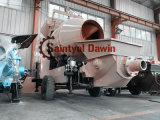 Professional Biggest Concrete Mixing Pump Factory Supplier in North China