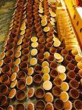 La guarnizione di bambù del POT della guarnizione di tenuta del contenitore della guarnizione di /Sugar/Tea del caffè può