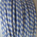 أساليب أبيض زرقاء يزركش كبل