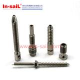 Изготовление CNC Titanium подвергая механической обработке Shenzhen OEM Китая подгонянное поставщиком