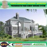 HOME modernas do Prefab da construção de aço do bungalow modular barato pré-fabricado das casas