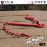 Levier de fouettement à chaînes de calage de la CE de matériel de levier à chaînes de tension