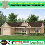 Hermoso pequeño montado prefabricados Casa / Chalet con 2 dormitorios Plan