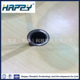 Fil de haute pression hydraulique d'huile en spirale flexible en caoutchouc R10