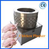 Plucker automatique commerciale de poulet, poulet plumer Machine