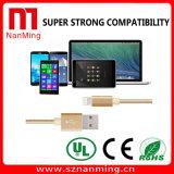 Blitz USB-Kabel mit Nylonflechte und Aluminium-USB-Daten-Kabel