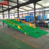 Hydraulische schwere Nutzlast-bewegliche Gabelstapler-Behälter-Dock-Rampe mit Cer-Bescheinigung
