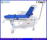 Medizinisches Instrument-Krankenwagen-Emergency hydraulische Krankenhaus-Transport-Bahre