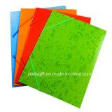 Carpetas de fichero de papel del bolsillo del gemelo del divisor del índice A4 para Ringbinder