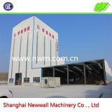 por completo planta de procesamiento por lotes por lotes del mortero seco automático 20tph para el pegamento del cemento
