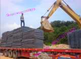Gabionの六角形ワイヤー網または網の中国の工場製造者
