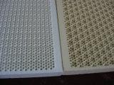 Platen van de Verwarmer van het Gas van de honingraat de Ceramische