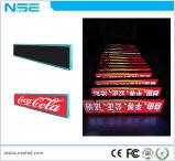 LED 스크린 표시 버스 P6mm 실내 발광 다이오드 표시 광고