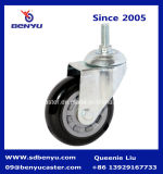 Usage popolare in Market Trolley Caster Wheel in Black