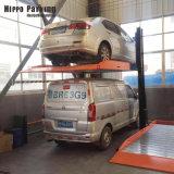Gru automatica /Platform di parcheggio dell'automobile dei 2 cilindri