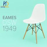 Réplica moderno design lado Dsw Plástico Eames Cadeira de jantar