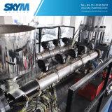 Máquina auto del moldeo por insuflación de aire comprimido de la caldera