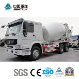 Professional HOWO Camion de mélange de ciment d'alimentation de 12 m3