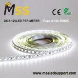 Alta Qualidade Alta Lumen DC 12V 24V 2835 SMD LED luz de faixa