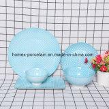 L'Ouest nouveau style de jeu de la vaisselle en porcelaine
