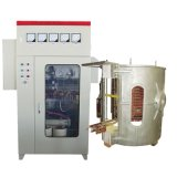 1t Electric Crucible Smelting Furnace per Iron/Steel (GW-1T)