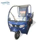 大人の食糧配達のための新しい60V1000W電気オートバイの貨物三輪車
