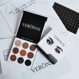 Gama de colores mate del sombreador de ojos de Veronni de ojo de los colores a estrenar de la sombra 9